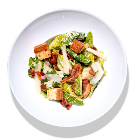 Caesar Salad with Country-Style Dressing